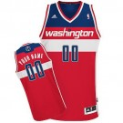 Youth Washington Wizards Customized Red Swingman Adidas Jersey