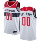 Youth Washington Wizards Customized White Icon Swingman Nike Jersey