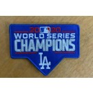 MLB Los Angeles Dodgers 2020 World Series Champions Patch