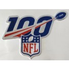 NFL100th Anniversary Shield Patch