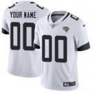 Youth Jacksonville Jaguars Customized Limited White Vapor Untouchable Jersey