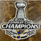 St Louis Blues 2019 Stanley Cup Champions Patch