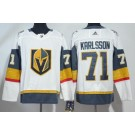 Women's Vegas Golden Knights #71 William Karlsson White Jersey