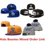 Hats Beanies Mixed Order Link