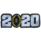 2020 NCAA LSU Championship White Patch