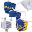 Golden State Warriors FOCO Cloth Face Covering Civil Masks 3 Pics