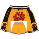 Men's All That Yellow Basketball Shorts