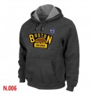 Men's Boston Bruins Dark Grey Winter Classic Printed Pullover Hoodie