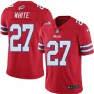 Men's Buffalo Bills #27 Tre'Davious White Limited Red Rush Color Jersey