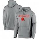 Men's Cleveland Browns Charcoal Indisputable Favorite Pullover Hoodie