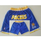 Men's Indiana Pacers Blue Just Don Swingman Shorts