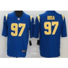 Men's Los Angeles Chargers #97 Joey Bosa Limited Royal 2020 Vapor Untouchable Jersey