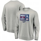 Men's Los Angeles Dodgers 2020 World Series Champions Pullover Hoodie 1002