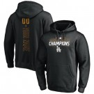 Men's Los Angeles Dodgers 2020 World Series Champions Pullover Hoodie 1004