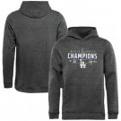 Men's Los Angeles Dodgers 2020 World Series Champions Pullover Hoodie 1016