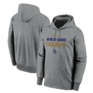 Men's Los Angeles Dodgers 2020 World Series Champions Pullover Hoodie 1019