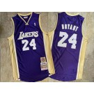 Men's Los Angeles Lakers #24 Kobe Bryant Purple 2020 Hall of Fame Commemorative Authentic Jersey