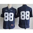 Men's Penn State Nittany Lions #88 Mike Gesicki Navy College Football Jersey