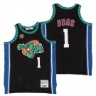 Men's Space Jam Tune Squad #1 Bugs Bunny Black 2020 Basketball Jersey