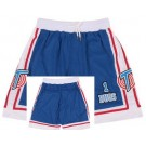 Men's Space Jam Tune Squad #1 Bugs Bunny Blue Basketball Shorts