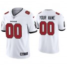 Men's Tampa Bay Buccaneers Customized Limited White 2020 Vapor Untouchable Jersey