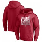 Men's Tampa Bay Buccaneers Red 2021 Super Bowl LV Champions Pullover Hoodie 210302