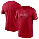 Men's Tampa Bay Buccaneers Red Icon Performance T-Shirt