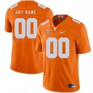 Men's Tennessee Volunteers Customized Limited Orange Rush Color 2019 College Football Jersey