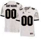 Men's UCF Customized White College Football Jersey