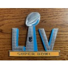 NFL 2021 Super Bowl LV Patch