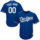 Toddler Los Angeles Dodgers Customized Blue Cool Base Jersey