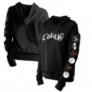 Women's Cleveland Cavaliers Black City Pullover Hoodie