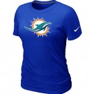 Women's Miami Dolphins Printed T Shirt 13860