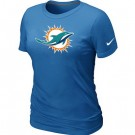Women's Miami Dolphins Printed T Shirt 13863