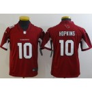 Youth Arizona Cardinals #10 DeAndre Hopkins Limited Red Vapor Untouchable Jersey