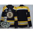 Youth Boston Bruins Blank Black 2019 Stanley Cup Finals Jersey