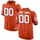 Youth Clemson Tigers Customized Orange 2016 College Football Jersey