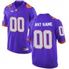 Youth Clemson Tigers Customized Purple 2016 College Football Jersey