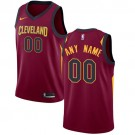 Youth Cleveland Cavaliers Customized Red Icon Swingman Nike Jersey