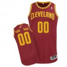 Youth Cleveland Cavaliers Customized Red Swingman Adidas Jersey