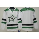 Youth Dallas Stars Customized White Authentic Jersey