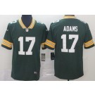 Youth Green Bay Packers #17 Davante Adams Limited Green Vapor Untouchable Jersey