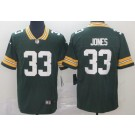 Youth Green Bay Packers #33 Aaron Jones Limited Green Vapor Untouchable Jersey