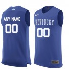 Youth Kentucky Wildcats Customized  Blue Elite College Basketball Jersey