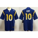 Youth Los Angeles Rams #10 Cooper Kupp Limited Royal 2020 Vapor Untouchable Jersey