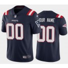 Youth New England Patriots Customized Limited Navy 2020 Vapor Untouchable Jersey