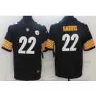 Youth Pittsburgh Steelers #22 Najee Harris Limited Black Vapor Untouchable Jersey