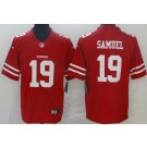 Youth San Francisco 49ers #19 Deebo Samuel Limited Red Vapor Untouchable Jersey