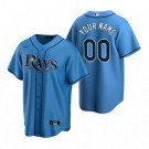 Youth Tampa Bay Rays CustomizedLight Blue 2020 Cool Base Jersey