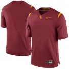 Youth USC Trojans Customized Red College Football Jersey